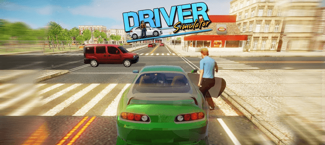 Uber Driver Simulator – Private Chauffeuring Game 64 Bit