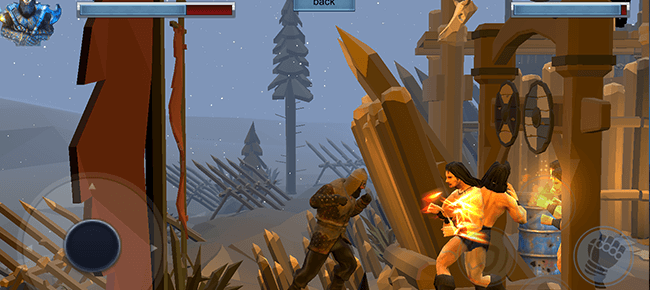 viking warrior 10 levels