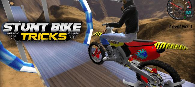 Stunt Bike Tracks Impossible –  64 bit Compatible