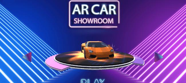 ARCar | Augmented Reality Car Showroom App