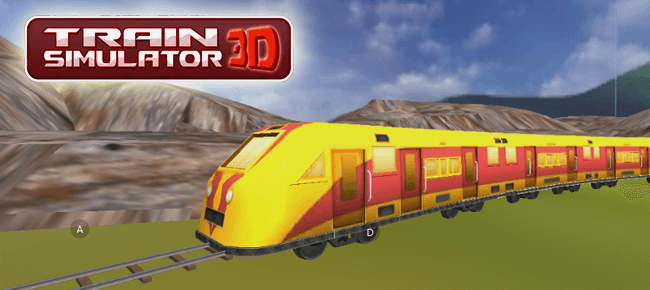 Train Simulator 3D – Passenger Jungle Train Game 64 Bit
