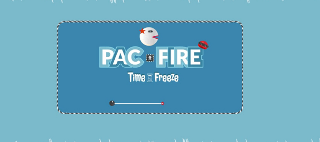 Pacman – Time Freeze