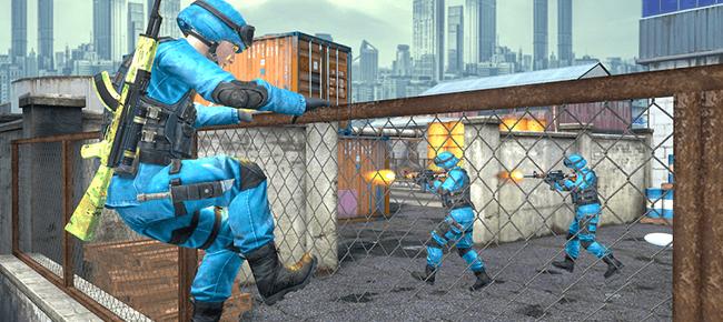 Sniper Call for Duty: Gun Games New Shooting Games