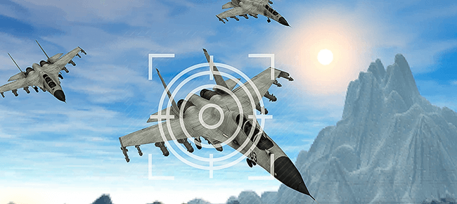 Military Missile Launcher:Sky Jet Warfare
