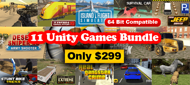 Winter Super SALE Bundle Offer: 11 64-bit Compatible Games with -90% OFF NOW!