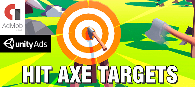 Hit Axe Targets