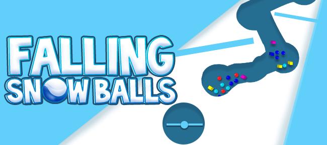 Falling Snowballs