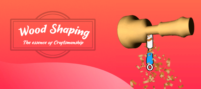 Wood Shaping – #1 Top Trending Hypercasual Game
