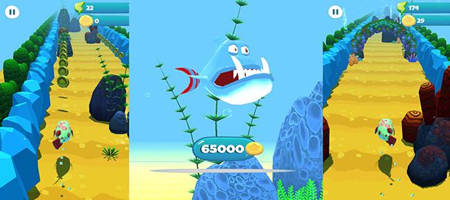 Super Swim Fish – Unity Game Source Code
