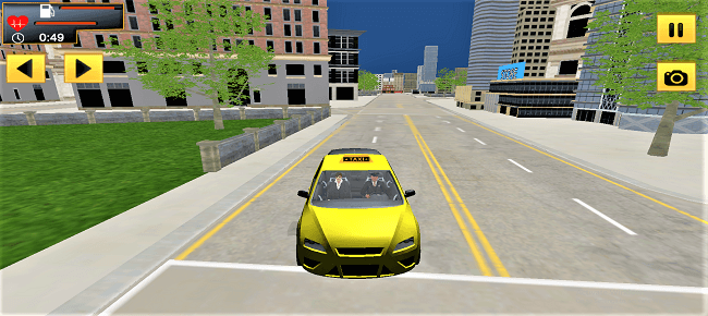 City Taxi Car Simulator 64 Bit Source Code
