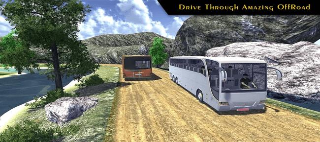 Offroad Tourist Bus Driver 3D