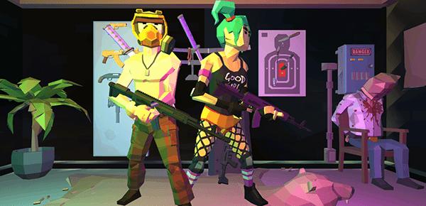 firelande Survival : Battleground pixel fight freefire