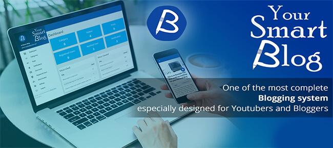 Complete Mobile Blogging System Cordova App Template