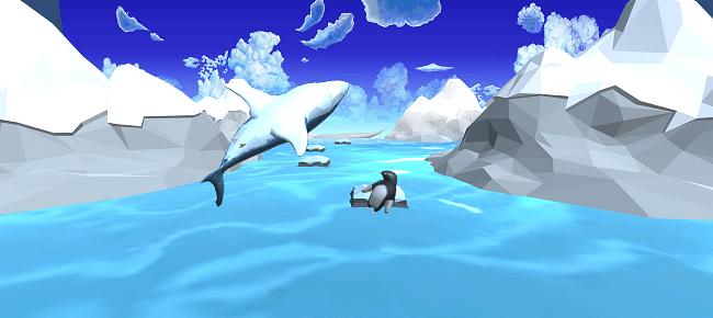 Shark VS Penguin Game