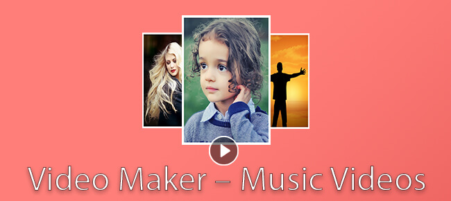 Movie Maker : images to video with music