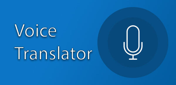 Voice Translator Translate speech to Translate