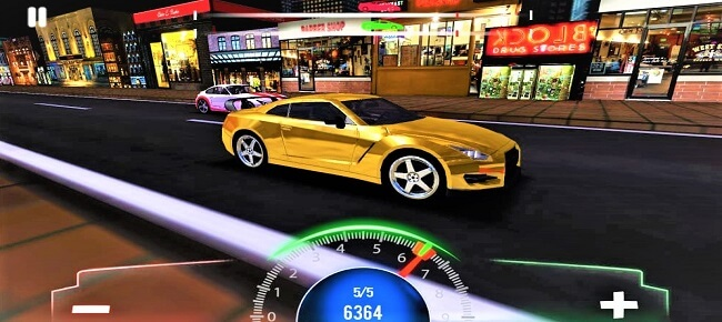 Extreme Car Shift Race : Drift Racing 64 Bit Source Code