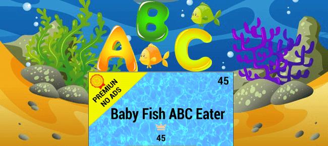 Baby Fish : ABC Eater