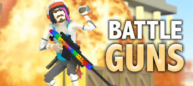 Battle Guns 3D – TPS Shooting Game