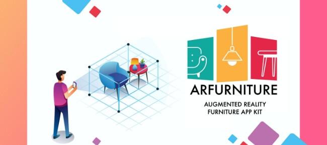 ARFurniture | Augmented Reality App Kit – Unity