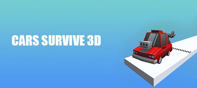 Cars Survive 3D
