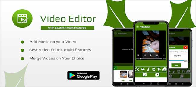 Video Editor _ Video Cutter _ Add cool Images and text to video