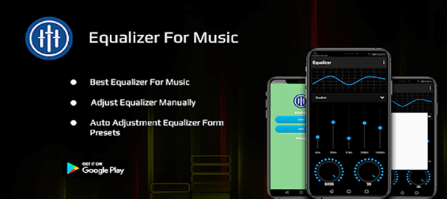 Music Equalizer for Car Consoles