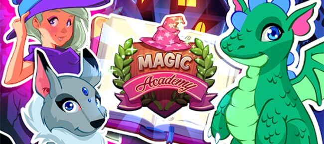 Magic Academy: Potion Making Games
