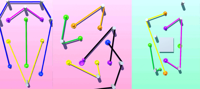 Color Rope Puzzle
