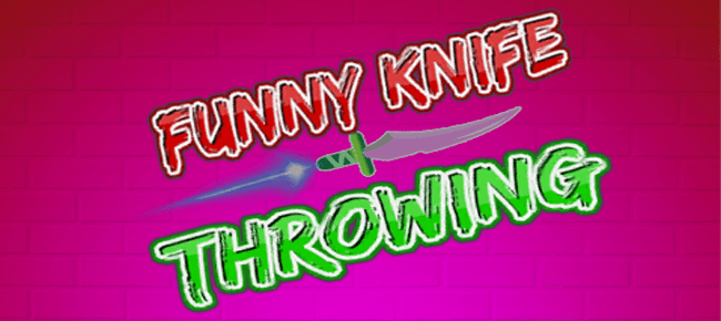 Funny Knife Throwing Clone Unity