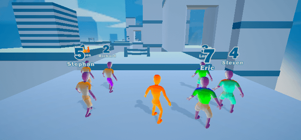 Parkour Stickman – Race Game