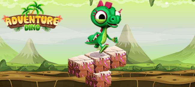 Dino Adventure Jump