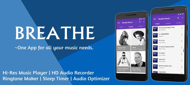 Breathe Music Player Pro