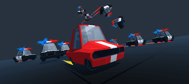 Pato vs Cops – Endless Casual Racing Game