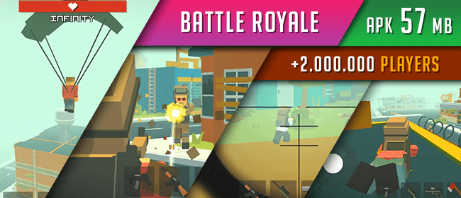 Battle Royale – Battlegrounds Craft Survival