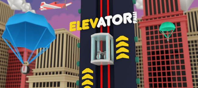Elevator Fall   Premium game