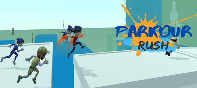 Parkour Rush – #1 Trending Parkour Racing Game