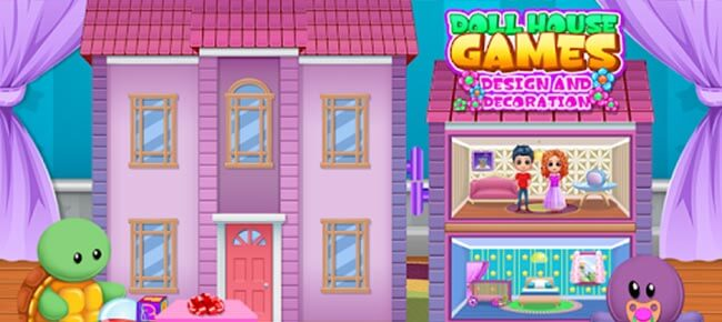 Doll House Game: Design and Decoration