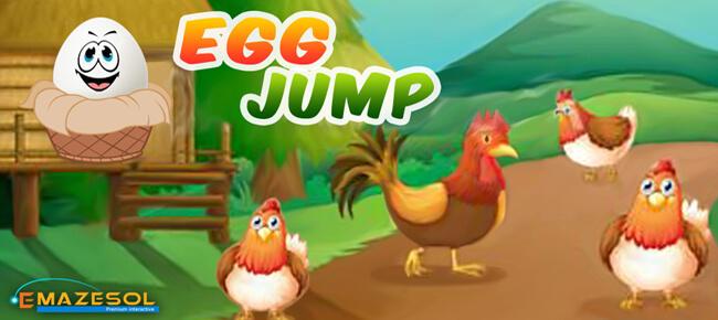 Egg Jump – Unity Source Code