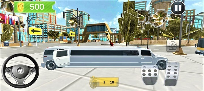 Ultimate Limo City Taxi : Uphill Mountain Limo Car 64 Bit Source Code