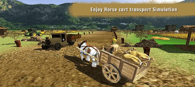 Farming Tractor Simulator 2020: Real USA Farmer Life