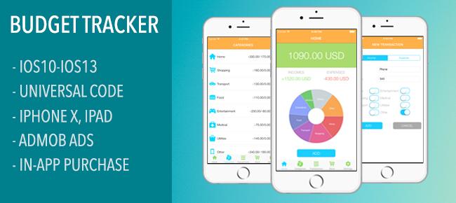 Easy Budget Tracker