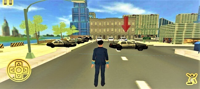 Crime Cop : Police Car Gangster Chase 64 Bit Source Code