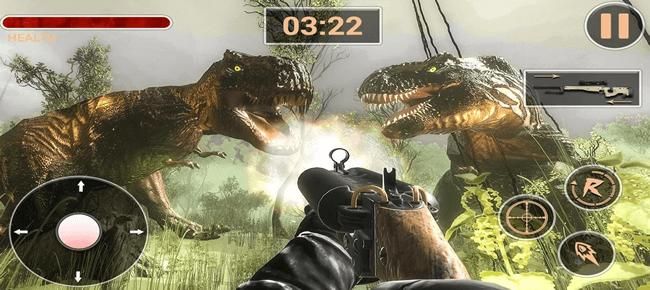 Deadly Dinosaur Hunting 2019 – Safari Hunter 3D 2020