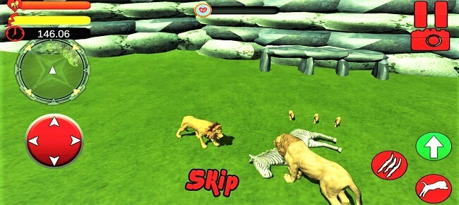 Lion King Jungle Simulator : Wildlife Animal Hunting 64 Bit