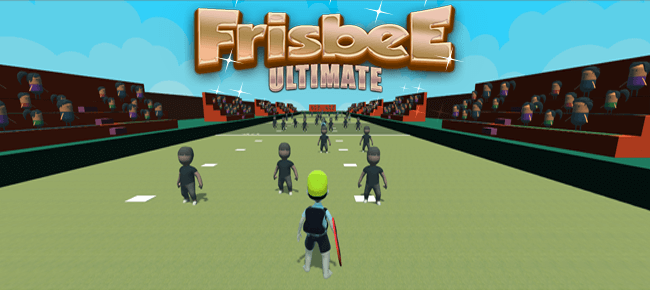 Ultimate Frisbee – #1 Trending Sports Game (Admob Integrated)
