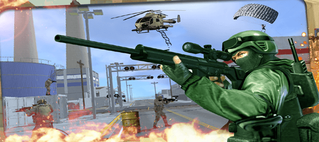 Fps Commando Strike Trending Ready To Publish