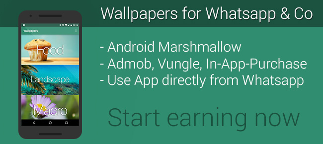 Wallpapers for Whatsapp & Co – Android Wallpaper App